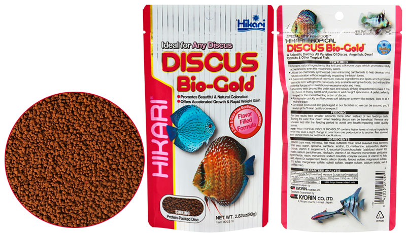 Discus Bio-Gold