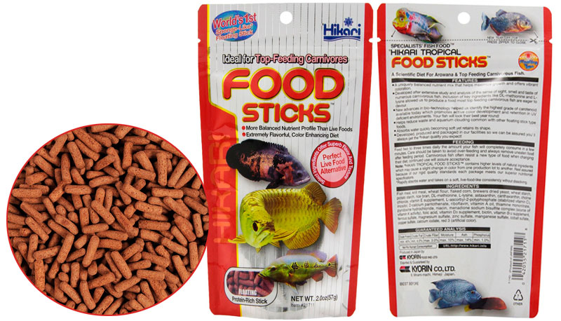 Food Sticks