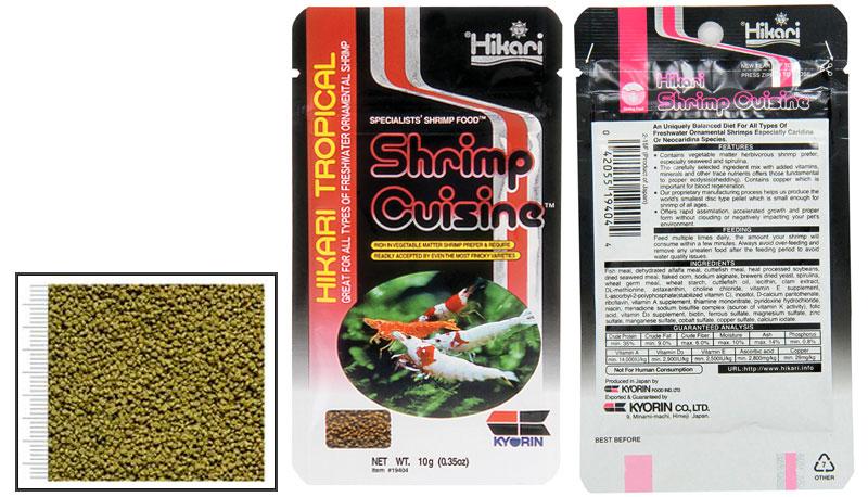 Shrimp Cuisine