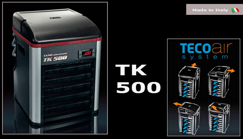 Аквариумный холодильник TECO TK500
